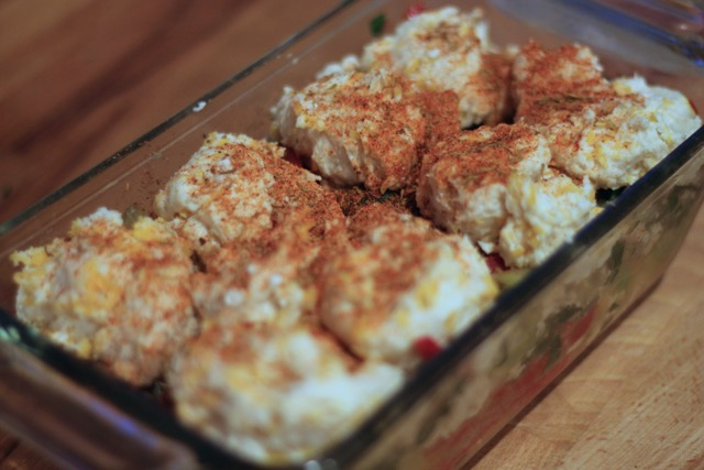 Chicken and Biscuits17
