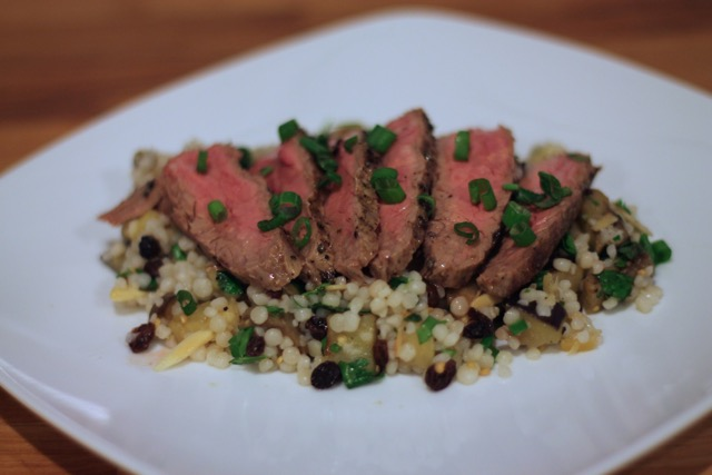 Steak and Couscous12