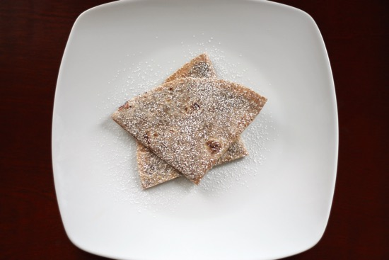 Chocolate Cinnamon Quesadillas #OXOCookware
