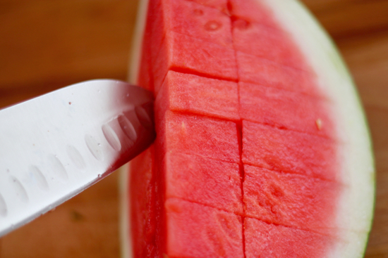How to Cut a Watermelon - 5