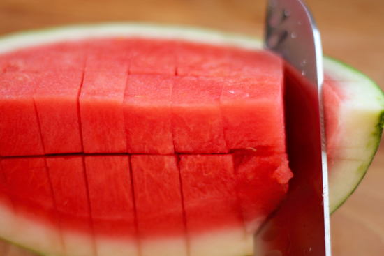How to Cut a Watermelon - 6