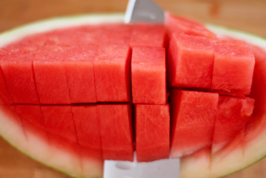 How to Cut a Watermelon - 7