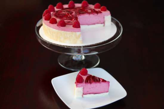 Raspberry Charlotte is a grand dessert that is nothing short of spectacular! It's fresh, light and you'll be sure to impress your family and friends! | sarahnspice.com